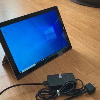 マイクロソフト(Microsoft)のsurface pro3 RAM8GB/SSD256GB 美品(ノートPC)