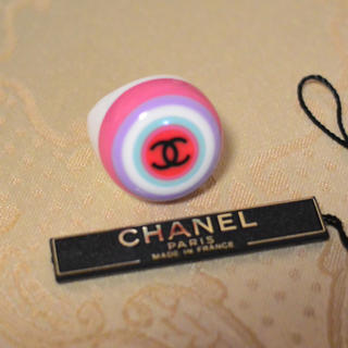 シャネル(CHANEL)のシャネル マルチカラーリング(リング(指輪))