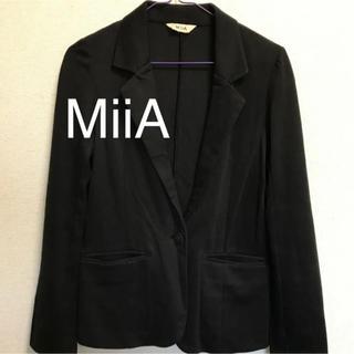 ミーア(MIIA)のミーア ジャケット(テーラードジャケット)