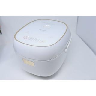 Panasonic - 19年製 綺麗です ★ パナソニック IH炊飯器 SR-KT068 白