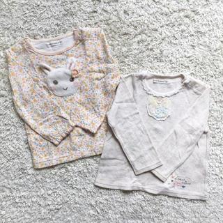 クーラクール(coeur a coeur)のクーラクール 90サイズ 2枚セット(Tシャツ/カットソー)