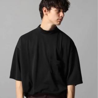 ハレ(HARE)のカノコ モックネック カットソー(Tシャツ/カットソー(半袖/袖なし))