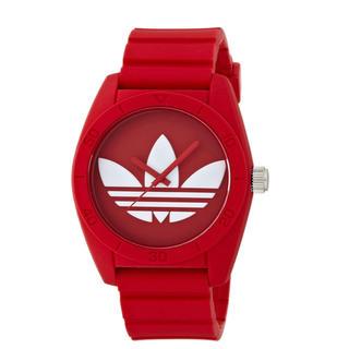 adidas - 【正規輸入品】adidas 腕時計 SANTIAGO ADH6168 レッド