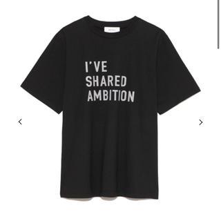Mila Owen - 3段ロゴTシャツ