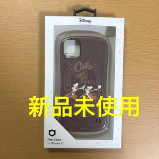 Disney - ★新品未使用:[iPhone11]ディズニー iFace (チップ&デール)