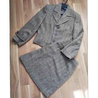 【未使用】ラルフローレン  //  ヘリンボーンのスーツ