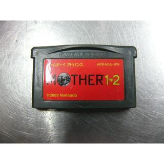 ゲームボーイアドバンス(ゲームボーイアドバンス)のGBA マザー1+2 (ソフトのみ)(携帯用ゲームソフト)