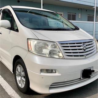 トヨタ(トヨタ)のTOYOTA  10アルファード 車検あり 物により車両交換可(車体)