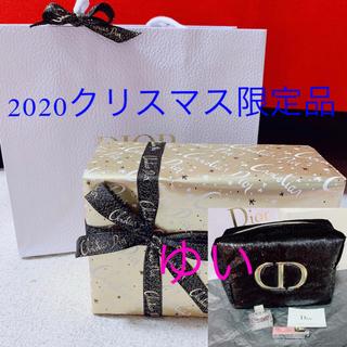 Dior - ディオールポーチディオール2020クリスマス限定品オファーノベルティ非売品新品