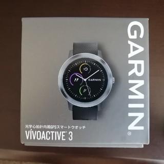 GARMIN - ガーミン garmin vivoactive3