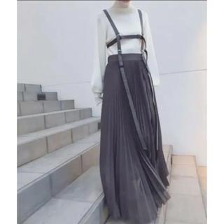 Ameri VINTAGE - ameri vintage ハーネス サスペンダー スカート