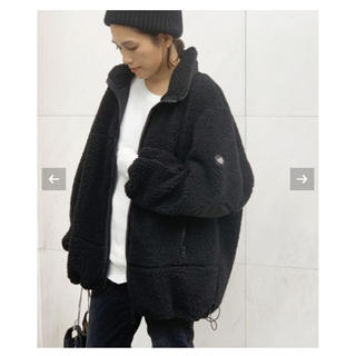 L'Appartement DEUXIEME CLASSE - 値下げ美品AP STUDIO YETI フリースオーバージャケット