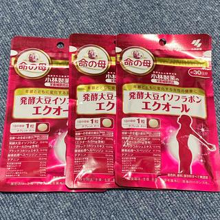 小林製薬 - 小林製薬 エクオール 3袋
