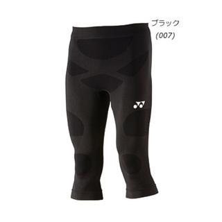 ヨネックス(YONEX)の新品 ヨネックス STB 7分丈 ブラック サイズO(レギンス/スパッツ)