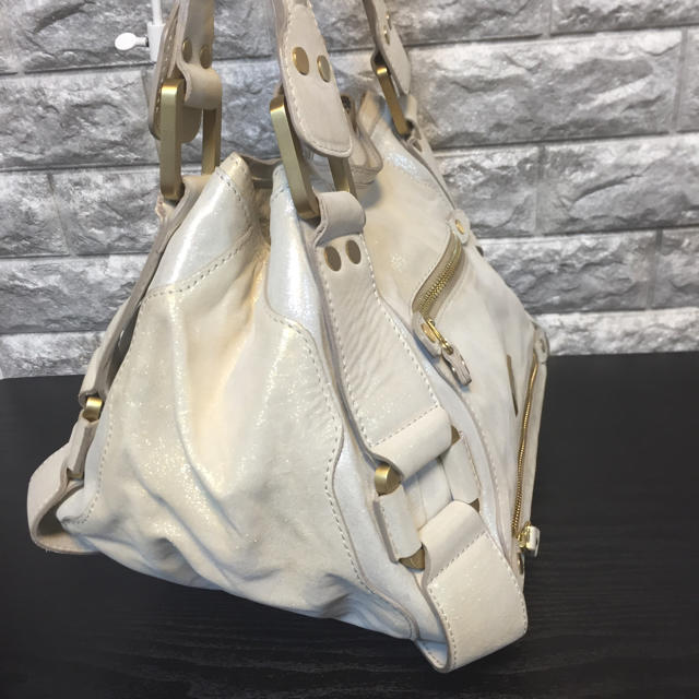 JIMMY CHOO(ジミーチュウ)のJIMMY CHOO ジミーチュウ ショルダーバッグ レディースのバッグ(ショルダーバッグ)の商品写真