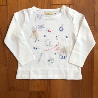 シップス(SHIPS)の最終価格☆シップス 長袖Tシャツ 80(Tシャツ)