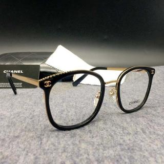 CHANEL - まー1110様 CHANEL 2130 メガネ フレーム サングラス ブラック