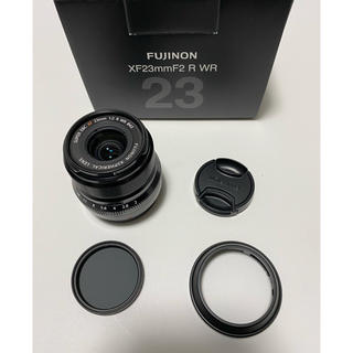 富士フイルム - XF23mm f2 R WR
