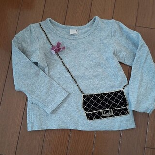 petit main - petitmain 長袖 七分袖 Tシャツ 110