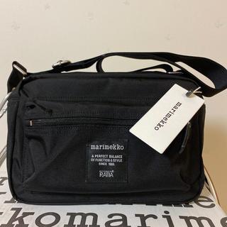 marimekko - マリメッコMY THINGS  ナイロン ショルダーバッグ 新品タグ付き