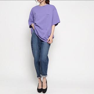 Mila Owen - ミラオーウェン ラベンダー Tシャツ