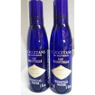 ロクシタン(L'OCCITANE)のロクシタン★IMエッセンシャルフェーズウォーター30ml✖2(化粧水/ローション)