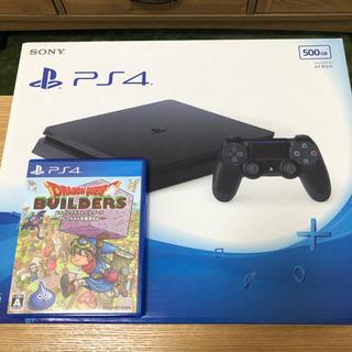 PlayStation4 - SONY PlayStation4 本体 CUH-2000AB01 + ソフト付