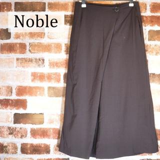 ノーブル(Noble)の☆NOBLE☆ガウチョパンツ ワイドパンツ(カジュアルパンツ)