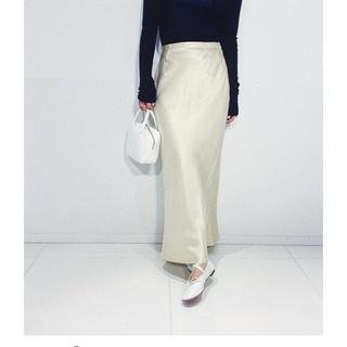 EDIT.FOR LULU - エディットフォールル サテンスカート