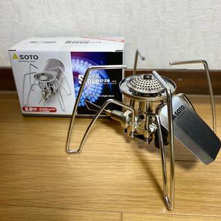シンフジパートナー(新富士バーナー)のソト(SOTO)  ST–310 レギュレーターストーブ(ストーブ/コンロ)