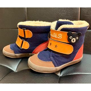 ダブルビー(DOUBLE.B)のミキハウス ダブルB  MIKIHOUSE  DOUBLEB ブーツ 14(ブーツ)