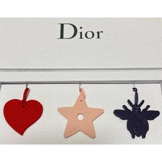 Dior - Dior チャーム ノベルティ