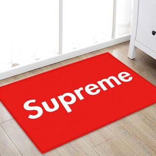 シュプリーム(Supreme)のSupreme シュプリーム マット インテリア 送料無料!(玄関マット)