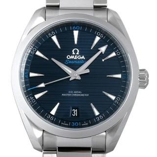OMEGA - オメガ シーマスター アクアテラ コーアクシャルマスター 腕時計