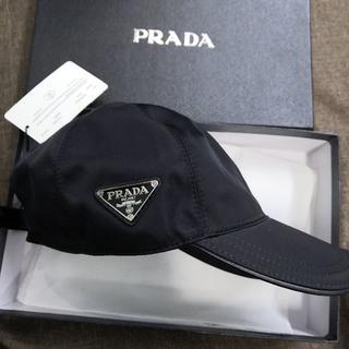 PRADA - PRADA ベースボールキャップ 新品 M