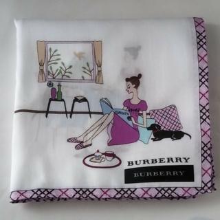 BURBERRY - バーバリー♡ ハンカチ 女の子