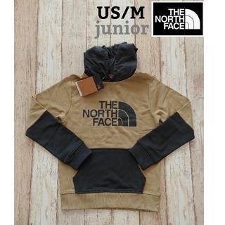 THE NORTH FACE - 【海外限定】TNF ジュニア パーカー ブラウン タン 150