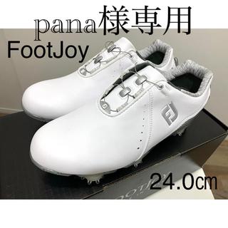 FootJoy - 新品★FootJoyフットジョイ★ゴルフシューズBoa★24センチ★