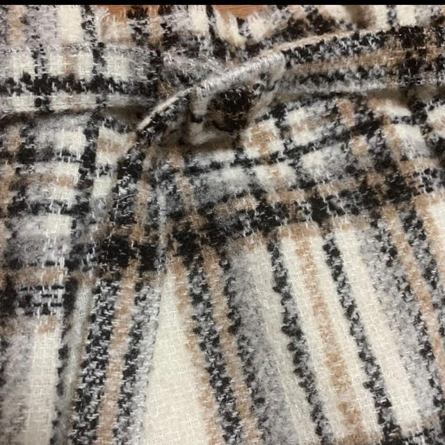 Mila Owen(ミラオーウェン)のMila owenチェック マキシスカート レディースのスカート(ロングスカート)の商品写真