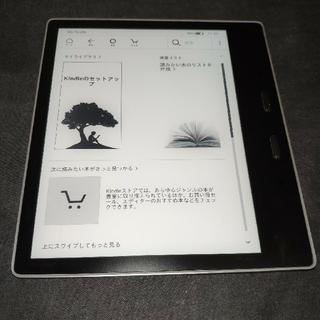 Kindle Oasis 第9世代 32GB 広告無し 本体のみ cw24wi