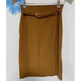 ピンキーアンドダイアン(Pinky&Dianne)のピンキー&ダイアン Pinky&Dianne スカート サイズ34 S ボトムス(ひざ丈スカート)