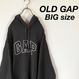 GAP - OLD GAP ビッグシルエット 太アーム フーディパーカー
