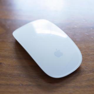 宇宙をヘコます。Apple  Magic Mouse