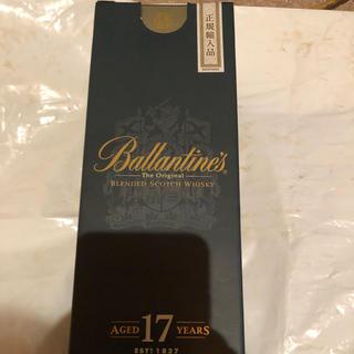 バランタインカシミヤ(BALLANTYNE CASHMERE)のバランタイン17年700ml(ウイスキー)