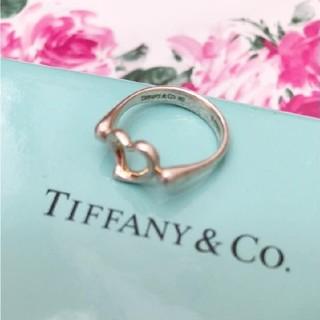 ティファニー(Tiffany & Co.)の💗ティファニー✨オーブンハートリング💗(リング(指輪))