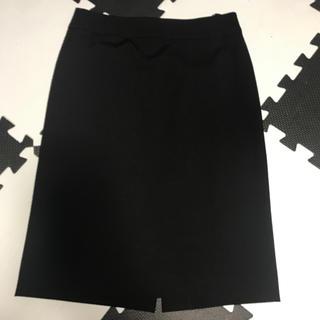 ダナキャランニューヨーク(DKNY)の【美品】スーツスカート DKNY(ひざ丈スカート)