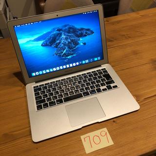 マック(Mac (Apple))の格安!MacBook air 13インチ mid2012(ノートPC)