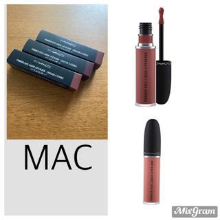 MAC - MAC マック  パウダーキス リキッドリップカラー リップ