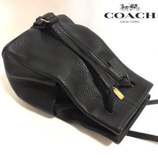 COACH - 【正規品】COACH✨ショルダーバッグ/巾着/コーチ