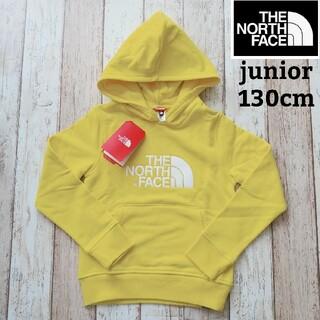 THE NORTH FACE - TNF ジュニア パーカー 130  レモンイエロー
